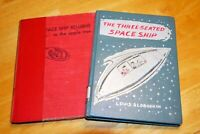 Lot of 2 Vintage Children/Louis SLOBODKIN/3-Seated Space Ship/Return to Apple Tr