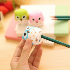 Kawaii Owl Shape Pencil Sharpener School Student Office Stationery Supplies Gift
