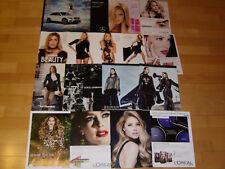 140 Clippings / Pressematerial / Coupure de Presse DOUTZEN KROES Topmodel