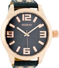OOZOO Unisex Armbanduhren mit 12-Stunden-Zifferblatt