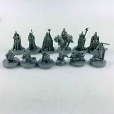 Lot of 12pcs THE LORD OF THE RINGS WARRIORS Board Game Miniature Boy Xmas Gift