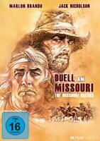 DUELL AM MISSOURI (DVD) - NICHOLSON,JACK/BRANDO,MARLON/LLOYD,KATHLEEN  DVD NEU
