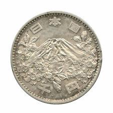 1964 Japan Showa Tokyo Olympics Silver 1000 Yen