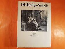 Die heilige Schrift, Alten und neuen Testaments, Gustave Dore (AMBU995)