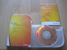 Microsoft Office Standard 2007, Word Excel Outlook Power Point & Clé de produit