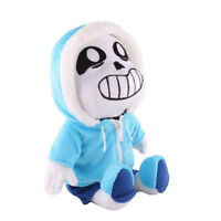 Undertale Sans Plush Doll Stuffed Figure Toy Kids Gifts 8""
