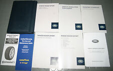 2014 Range Rover Sport Land Rover Owners Manual - SET