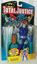 Total Justice Batman - Darkseid w/Omega Effect Capture Claw  - Kenner 1996