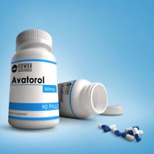 AVATOROL - Anabolic Supplement - ENHANCED ATHLETIC PERFORMANCE - 90 Pills