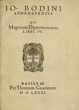 De Magorum demonomania