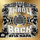 Ministry Of Sound - Throw Back - Ayia Napa CD NEW & SEALED, FAST UK DISPATCH