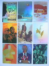 Breaking Bad Fan Art rare 9 card chase set   made by Cryptozoic