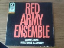 'THE RED ARMY ENSEMBLE' SMC 74094 – LP Vinyl Record  - Stereo LP (West Germany)