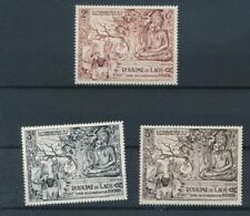 [50534] Laos 1956 good set MH very Fine stamps
