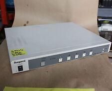 IKEGAMI Digital Quad Video multiplexer Unit Model MVS-40M Type REV. AC 220-240V