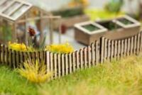 Noch 14230 HO/OO Gauge Timber Fence Laser Cut Minis Kit