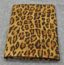 Standard Pillowcase made w Ralph Lauren Venetian Leopard Animal Print Fabric NEW