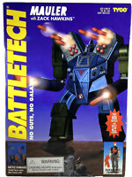 Tyco Battletech Mauler  With Zack Hawkins- Unopened In Box (1994) Rare Vintage