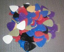 Nylon Guitar Pick Lot, 8 pcs.