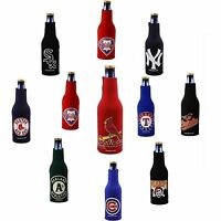 MLB Baseball Bottle Suit Koozie Drink Holder- Pick Team