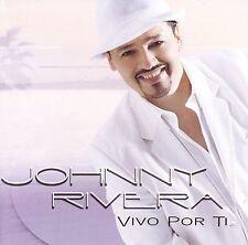 Rivera, Johnny : Vivo Por Ti CD