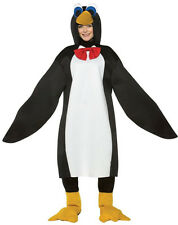 PENGUIN ADULT COSTUME Unisex Headturner Tunic Cute Animal Theme Party Halloween
