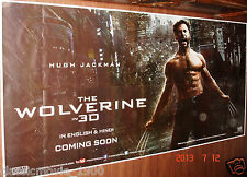 THE WOLVERINE (2013) ORIGINAL 6 SIX SHEET GIANT POSTER 52 X 106