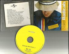 Gregg Alexander NEW RADICALS Someday We'll Know 1999 UK PROMO DJ CD single RARE