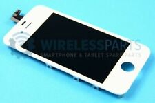 For iPhone 4 - Replacement LCD Screen - White (High Quality)