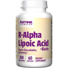 R-Alpha Lipoic Acid, 60 Capsules - Jarrow Formulas