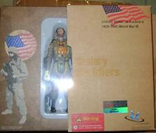 """JSI / BBI 1:18  1/18 3 3/4"""" WWII US Army 101st Airborne Figures 6-Pack (MISB)"""