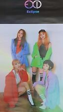 """KPOP """" EXID """" Official Poster ; < ECLIPSE! >"""