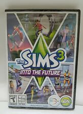 "New Factory Sealed -PC Video Game "" The Sims 3 Into The Future "" Expansion Pack"
