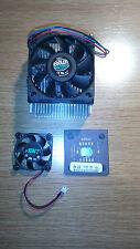 PROCESSORE CPU AMD AMD Duron 750 mhz + DISSIPATORE + VENTOLE