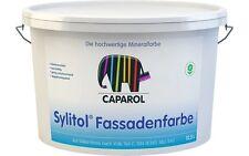 Caparol Sylitol Fassadenfarbe 5 Liter -wetterbeständig, Silikatbasis-