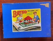 Original Bayko set #2