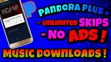 Pandora Plus 2 Year Subscription ( Pandora One ) Android