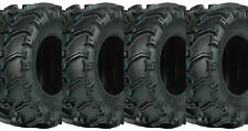(2) 24X8-12 & (2) 24-9-11 Vee Grizzly Tire Set 00-06 Honda TRX350FM/E Rancher4X4