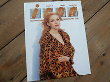MADONNA Icon Fan Club Magazine Volume 7 Issue 2 Number 26 MINT OFFICIAL EVITA