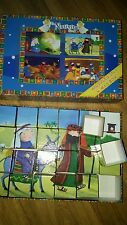 Advent Calendar with 24 countdown gift boxes which also make 4 nativity puzzles