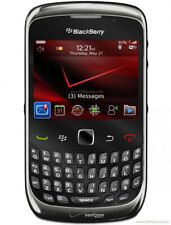 BlackBerry Curve 9330 - Black (Verizon) Prepaid Page Plus 3G Qwerty Smartphone