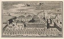 Au le Inn: monastère/CLOSTER ua. - cuivre clés de A.W. ERTL, 1705