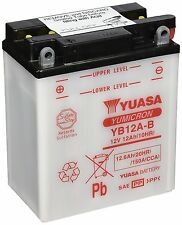Bateria Yuasa YB12A-B