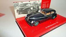 New Listing1947 Alfa Romeo 6C Freecia D'Oro By Minichamps Models, 1/43 Mib