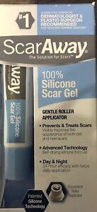 Scar Away 100%silicone Scar Gel Exp 08/21
