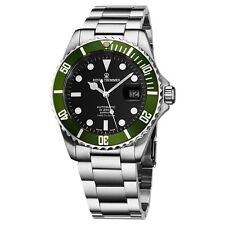 Revue Thommen Men's Diver XL Stainless Steel Automatic Date Watch 17571.2134