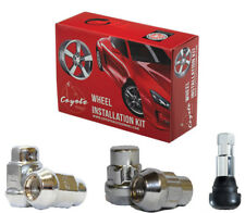 Wheel Lug Nut-Lug nut Bulge Acorn 3/4 Hex 7/16 6 Lug.
