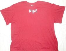 NEW! NIKE T-Shirt Mens Big 3X 3XL XXXL Cherry NWT!