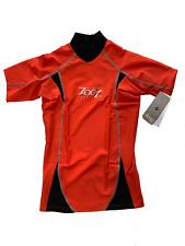 New M ZOOT men's PureCarve Rash guard base layer wear underneath suit or jersey