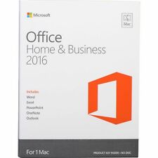 MICROSOFT Office 2016 Home & Business per Mac